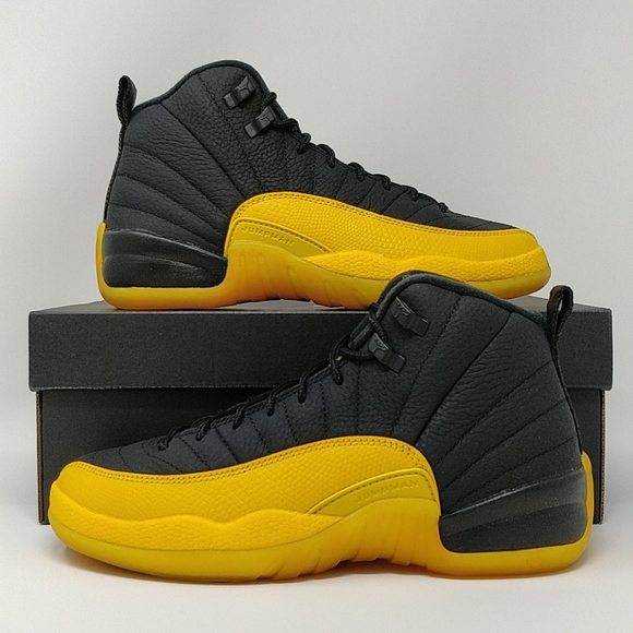 air jordan 12 university gold gs